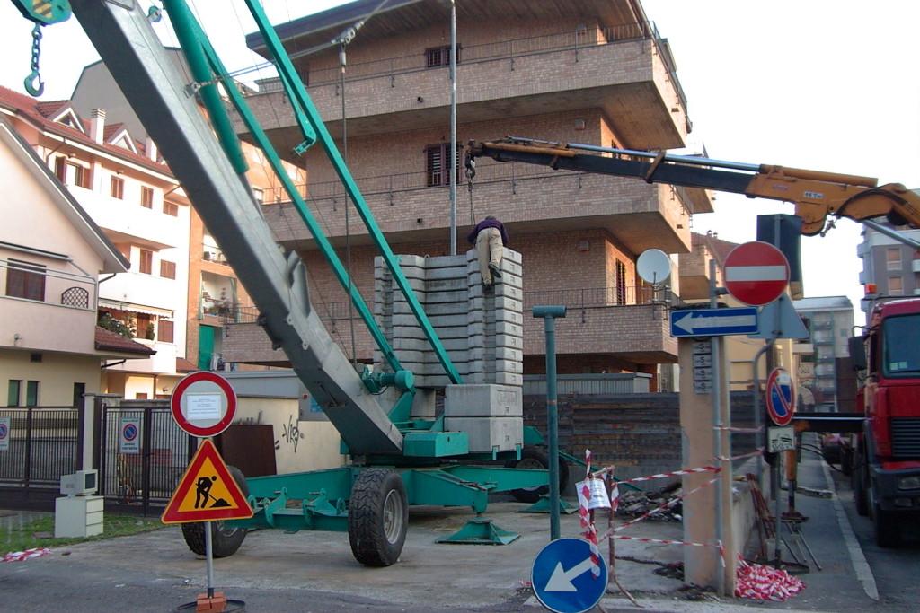 Tripodi Paolo Giovanni - Nuove Costruzioni